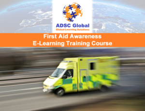 First Aid Awareness E-Learning Training Course | ADSC Global