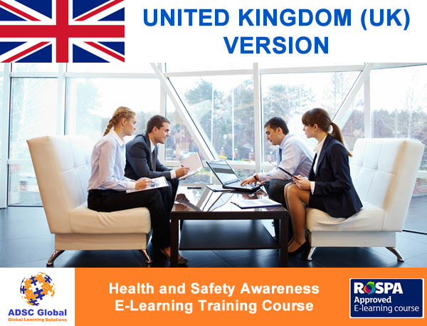 Health And Safety Awareness E Learning Training Course